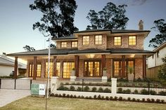 Browse the various new home designs on offer by Eden Brae Homes across Sydney, Newcastle and the Central Coast of NSW. Eden Brae, Display Homes, New Home Designs, Facade House, Open Plan Living, Modern House Design, Ideal Home, House Plans, New Homes