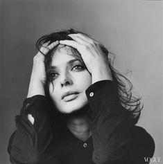 Isabella Rossellini - VOGUE June 1997