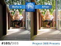 Lightroom preset 185 of 365