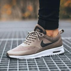 Nike Thea Air Max Tan Beige NO Trades NO Swaps Selling Only  Brand New, With Box Size 5.5  OTHER SIZES AVAILABLE 5-9.5  related: roshe run flyknit yeezy desert camo kylie jenner Nike Shoes Sneakers