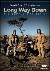 Long Way Down - Ewan McGregor and Charley Boorman