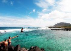 Alan Davis Beach, Westside Oahu