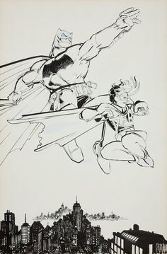 """$448,125. """"the single most valuable piece of American comic art to ever sell"""" via Boing Boing"""