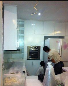 kitchen set jakarta bintaro
