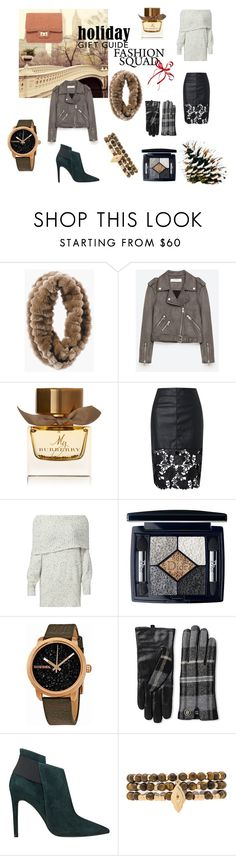 """""""Fashion Squad"""" by looking-for-a-place-to-happen on Polyvore featuring The Cambridge Satchel Company, Chico's, Jakke, Burberry, Joie, Christian Dior, Diesel, Tommy Hilfiger, GUESS and Ettika"""