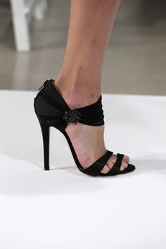 Oscar de la Renta shoes spring 2014.