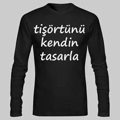 Baskı dizayn kendi Tişörtünü tasarla