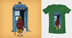 Doctor Who/Hobbit mash-up. Going on an adventure!