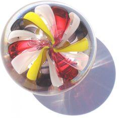 KarenCurtis.com - AVANT GUARDE HAND BLOWN GLASS DRAWER PULL, $35.00 (http://www.karencurtis.com/avant-guarde-hand-blown-glass-drawer-pull/)