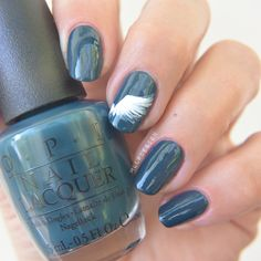 OPI CIA=COLOUR IS AWESOME