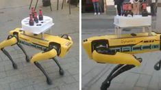 Most Advanced Robot, Europe In September, Boston Dynamics, Big Robots, Sevilla Spain, Native Advertising, Local Bars, Inspector Gadget, Robot Arm