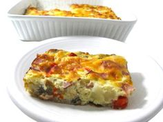 Low Calorie Breakfast Quiche