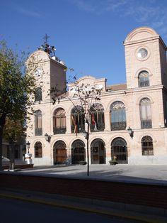 ESCALONILLA (TOLEDO) - Ayuntamiento.