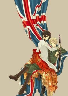 イギリスと日本は良いなぁ。