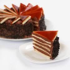 Resultado de imagen para pastel dobos