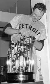 Image result for 1968 world series program