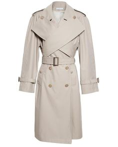 Pin for Later: Dig Out the Most Stylish Spring Trench Coats J.W.Anderson Wrap Front Trench Coat J.W.Anderson Wrap Front Trench Coat (£995)