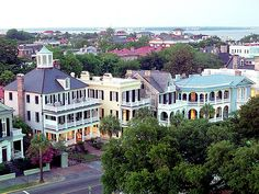 Charleston, SC...Beauty & the Beach :)