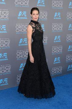 Pin for Later: Toutes Les Stars du Moment Étaient Réunies Sur le Tapis Rouge des Critics' Choice Movie Awards Michelle Monaghan