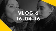 VLOG 6 | DAY WITH US | GRABACIONES | SHISHA CON YASMIN | HBT