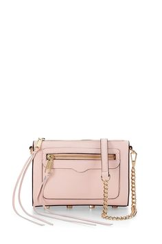 Avery Crossbody - The Avery Crossbody is the perfect companion for day or night. Remove the chain strap to use it as an evening clutch, or wear it crossbody to go hands-free.