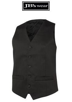 JB's WAITING VEST Hospitality, Waiting, Vest, Jackets, Tops, Dresses, Fashion, Down Jackets, Vestidos