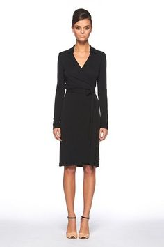 DVF New Jeanne Two Dress - $325  This is my reward for when I lose the baby weight and tone it up!