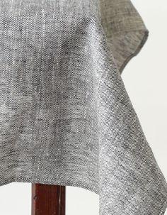 【楽天市場】fog linen work リネンテーブルクロスL ヘリンボーンブラック 【送料無料】 【HLS_DU】【fog】:グラストンベリー