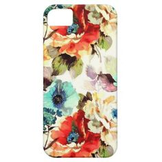 Poppy Palace iPhone 5 Case