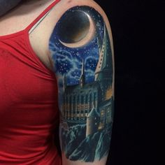 20 Magical Harry Potter Tattoos