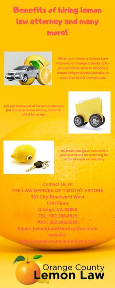 Los Angeles Lemon Law Attorneys Ca Lemon Law Journey >> 12 Best California Lemon Law Attorney Images In 2019 Lemon Law