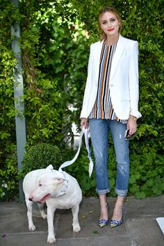 Olivia Palermo's Pug Life - Jimmy Choo Interview (Vogue.co.uk)