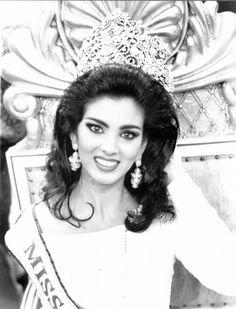 Miss Venezuela 1994 Denyse del Carmen Floreano