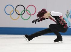 DAY 8:  Misha Ge of Uzbekistan competes during the Figure Skating Men's Free Skate http://sports.yahoo.com/olympics