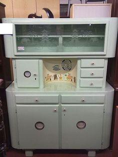 122 fantastiche immagini su Credenze anni 50 | Vintage kitchen ...