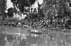 centenariojuanlopez @centenariojuanl 29 de mar. #Murcia Exposicion @centenariojuanl La foto de hoy. Travesía a nado por el río Segura. pic.twitter.com/EWqgIt8UVV