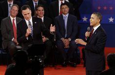 Obama, Romney Prepare for Final Debate