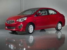 Mitsubishi Mirage Available For Rent Just at 50 AED