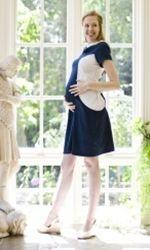 Vintage Maternity dress http://www.vintagedancer.com/vintage-maternity/
