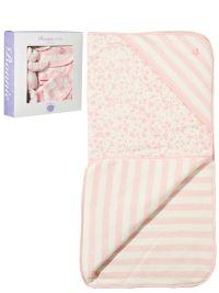 £39.50 Bonnie Bundle cotton quitled blanket 'BELL'