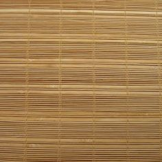 Budget Woven Wood Shades, 26W x 64H, --MONTAUK CAMEL--irst Rate Blinds