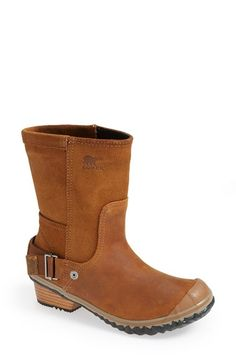 SOREL 'Slimshortie™' Waterproof Boot (Women) available at #Nordstrom