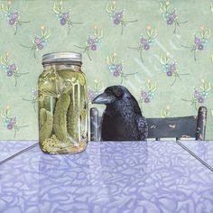 Crow Wants a Pickle, Marvindale, Kiku Corner