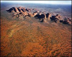 The Olgas - Northern Territory, Australia.