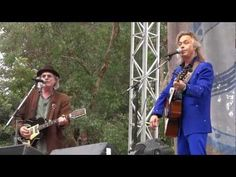 """Jim Lauderdale & Buddy Miller,  Hardly Strictly Bluegrass 2012, """"I want to do everything for you"""""""