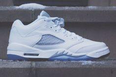 d0da0b3ac04bce Nike Air Jordan 5 AM White Wolf Grey 807546-100 7-14 11 16 5 supreme 1 3
