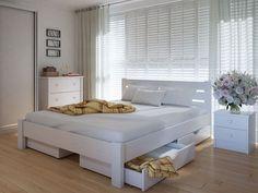 Кровать Эко плюс 160х200 с ящиками изготовлена из массива ольха. Доставка во все регионы.