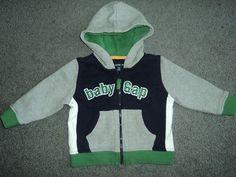 A Baby Gap Boy Sweater Hoodie 12 18 Months   eBay