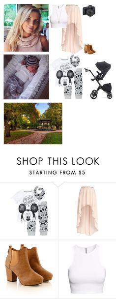 """""""Year 10 photos"""" by cleo-scott ❤ liked on Polyvore featuring H&M, Just Female Acces, Eos, Stokke, men's fashion and menswear"""