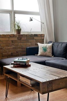 Genius Coffee Table Ideas to Copy (14)